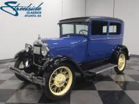 1929 Ford Model A 2-Door Sedan $22,995