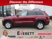 Certified Pre-Owned 2016 Jeep Grand Cherokee Laredo SUV For Sale Springdale, AR