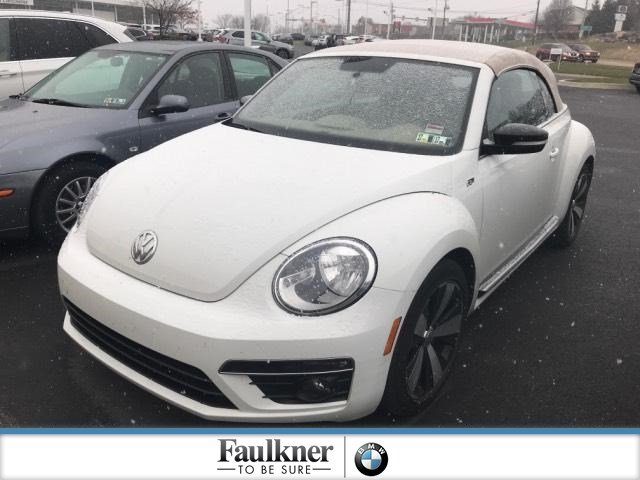Photo Used 2014 Volkswagen Beetle Convertible 2.0T R-Line DSG 2.0T R-Line PZEV in Lancaster PA