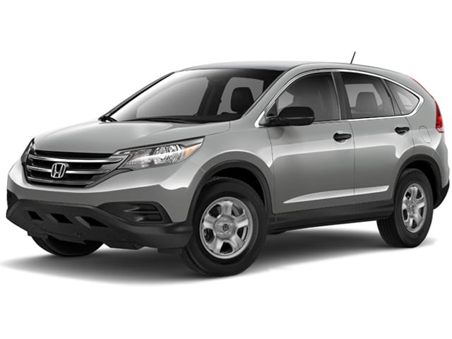 Photo Used 2014 Honda CR-V LX All-wheel Drive For Sale Bend, OR