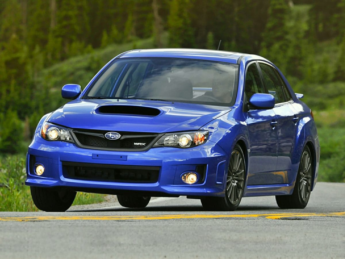 Photo Used 2012 Subaru Impreza WRX for Sale in Tacoma, near Auburn WA