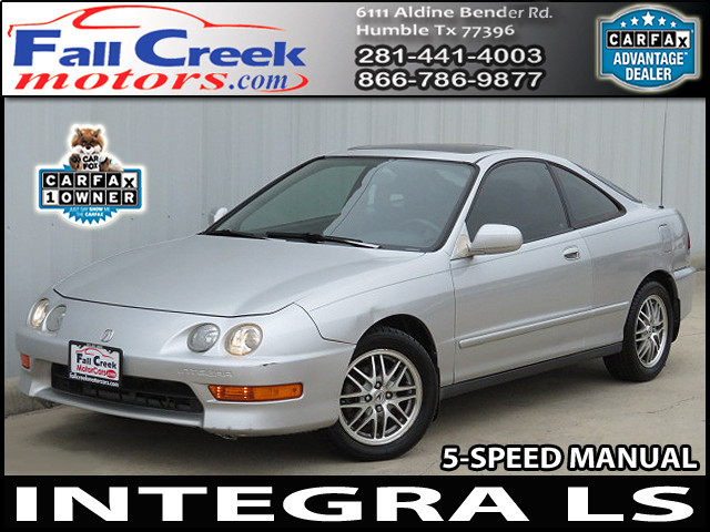 Photo 1999 Acura Integra LS Coupe