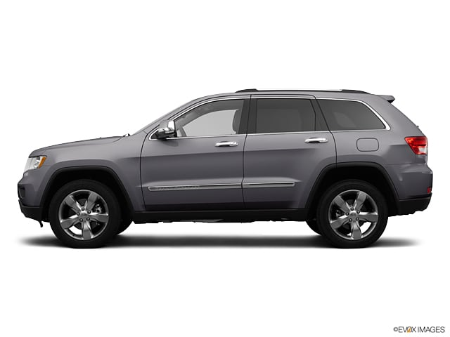 Photo Used 2012 Jeep Grand Cherokee 4WD 4dr Overland Summit For Sale in Colorado Springs, CO