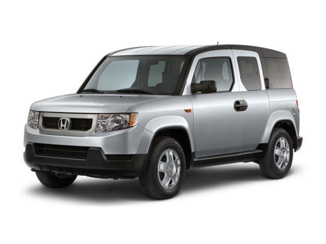 Photo Pre-Owned 2011 Honda Element LX SUV in Jacksonville FL