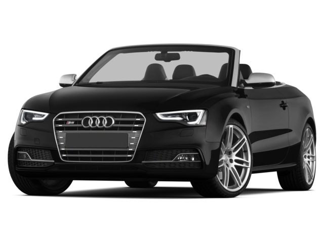 Photo Used 2014 Audi S5 3.0T Cabriolet in Houston, TX