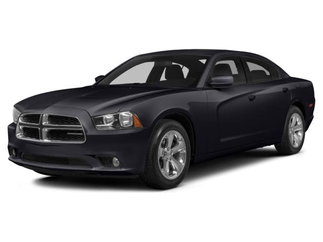 Photo 2014 Dodge Charger RT Black