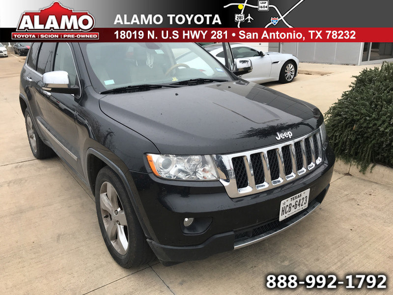 Photo Used 2011 Jeep Grand Cherokee For Sale in San Antonio TX  1J4RR6GT0BC509629