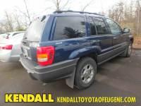 2001 Jeep Grand Cherokee Laredo SUV 4x4