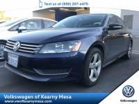 2015 Volkswagen Passat 1.8T SE Sedan Front Wheel Drive