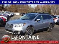 Certified Used 2017 Subaru Outback 3.6R SUV Commerce Township, MI