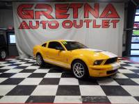 2008 Ford Mustang SHELBY GT500 COBRA 5 SPEED V8 ONLY 20,717 MILES!