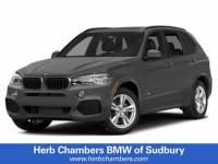 New 2015 BMW X5 xDrive50i SUV for sale in Sudbury, MA