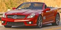 Pre-Owned 2009 Mercedes-Benz SL-Class SL 63 AMG®