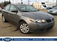 Used 2013 Kia Forte LX Plus Air Conditioning, Auxiliary Audio Input Front Wheel Drive 4 Door Car