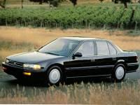 Pre-Owned 1992 Honda Accord EX-L FWD 4D Sedan