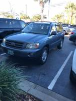 Pre-Owned 2006 Toyota Highlander Limited w/3rd Row Four Wheel Drive SUV