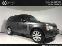 2006 Land Rover Range Rover HSE With Navigation