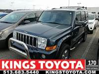 Used 2007 Jeep Commander Overland Sport Utility in Cincinnati, OH