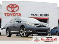 2013 Toyota Venza XLE Crossover Front-wheel Drive
