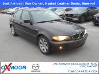 Pre-Owned 2003 BMW 3 Series 325i RWD 4D Sedan