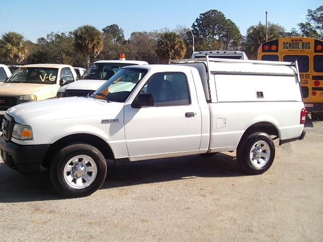 Photo 2008 Ford Ranger Reg Cab Pickup