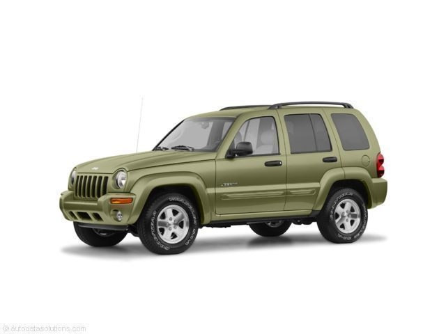 Photo Used 2004 Jeep Liberty Sport Sport 4WD in Portage, IN