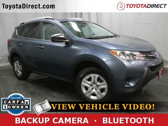 Photo 2014 Toyota RAV4 4WD LE SUV All-wheel Drive