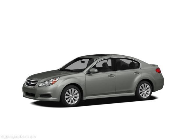 Photo 2011 Subaru Legacy 2.5i Sedan All-wheel Drive