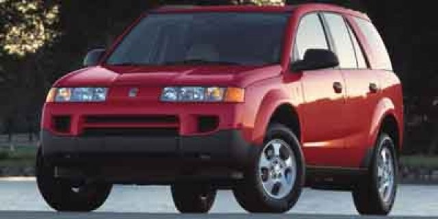 Photo Pre-Owned 2003 Saturn VUE AWD