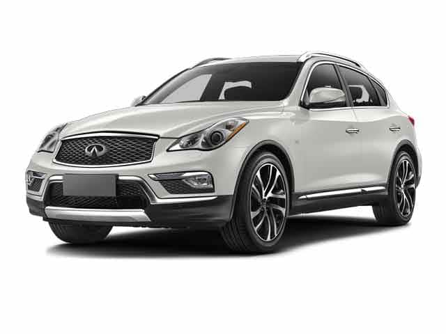 Photo Pre-Owned 2016 INFINITI QX50 Base SUV For Sale in Frisco TX