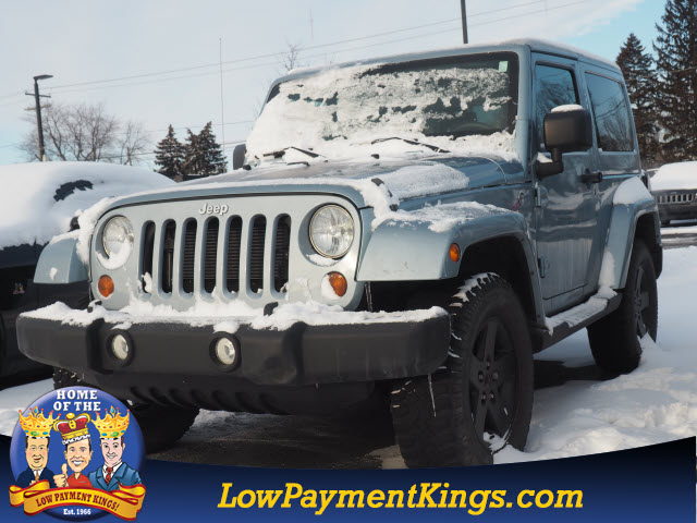 Photo 2012 Jeep Wrangler Arctic 4x4 Arctic SUV 4WD