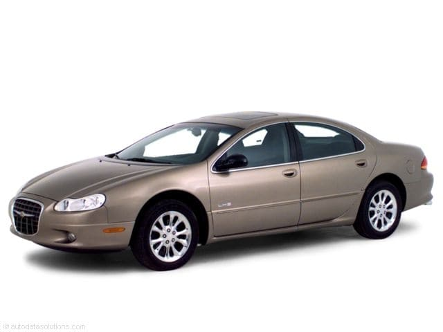 Photo Used 2000 Chrysler LHS 4DR SDN For Sale  Serving Thorndale, West Chester, Thorndale, Coatesville, PA  VIN 2C3HC56G2YH306723