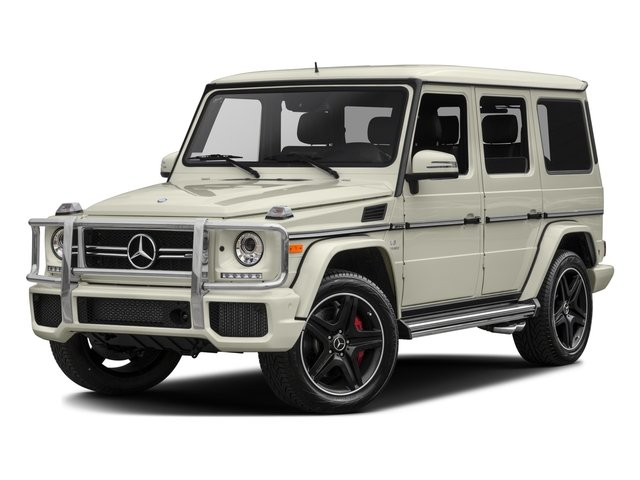 Photo Certified Pre-Owned 2017 Mercedes-Benz G 63 AMG SUV AWD 4MATIC