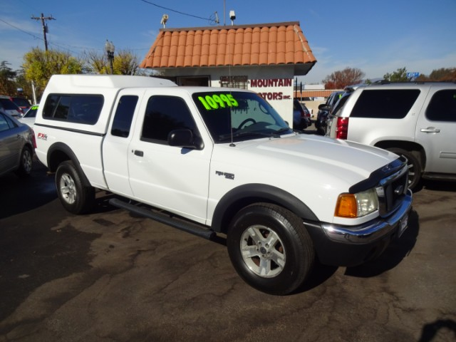 Photo 2004 Ford Ranger FX4 Off-Road SuperCab 4WD