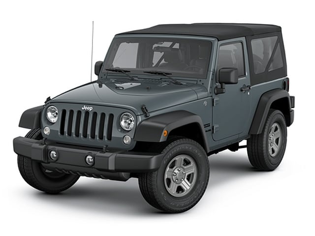 Photo Used 2014 Jeep Wrangler Sport SUV in Hazelwood  Greater St. Louis MO