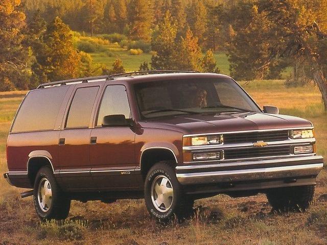 Photo Used 1998 Chevrolet Suburban 1500 LS For Sale  Houston TX  Stock WG120694