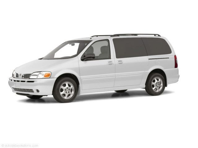Photo Used 2001 Oldsmobile Silhouette GL MinivanVan V6 SFI in Cincinnati