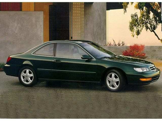 Photo Used 1997 Acura CL 2.2 Coupe Front-wheel Drive in Chico, CA
