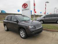 Used 2016 Jeep Compass Latitude SUV FWD For Sale in Houston