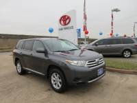 Used 2011 Toyota Highlander Base SUV FWD For Sale in Houston