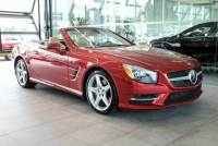 Pre-Owned 2016 Mercedes-Benz SL-Class SL 550 Roadster For Sale St. Louis, MO