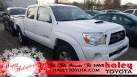 PRE-OWNED 2007 TOYOTA TACOMA V6 4WD