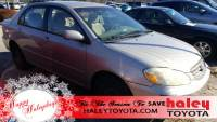 PRE-OWNED 2003 TOYOTA COROLLA CE FWD SEDAN