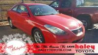 PRE-OWNED 2007 TOYOTA CAMRY SOLARA FWD COUPE