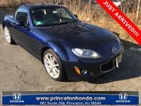 2012 Mazda Mazda MX-5 Miata Grand Touring Hard Top (M6) Convertible for sale in Princeton, NJ
