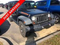 2010 Jeep Wrangler Unlimited Mountain Convertible in Franklin, TN