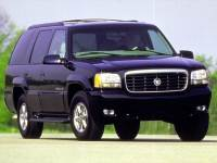 1999 Cadillac Escalade SUV
