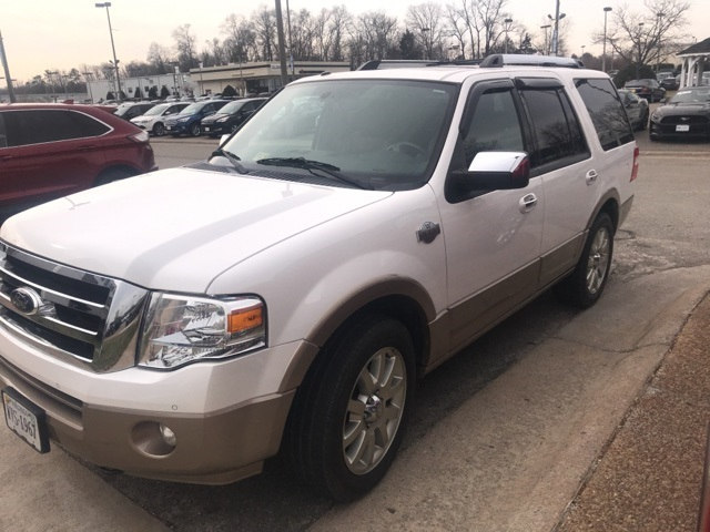 Photo Certified 2013 Ford Expedition King Ranch SUV V-8 cyl in Richmond, VA