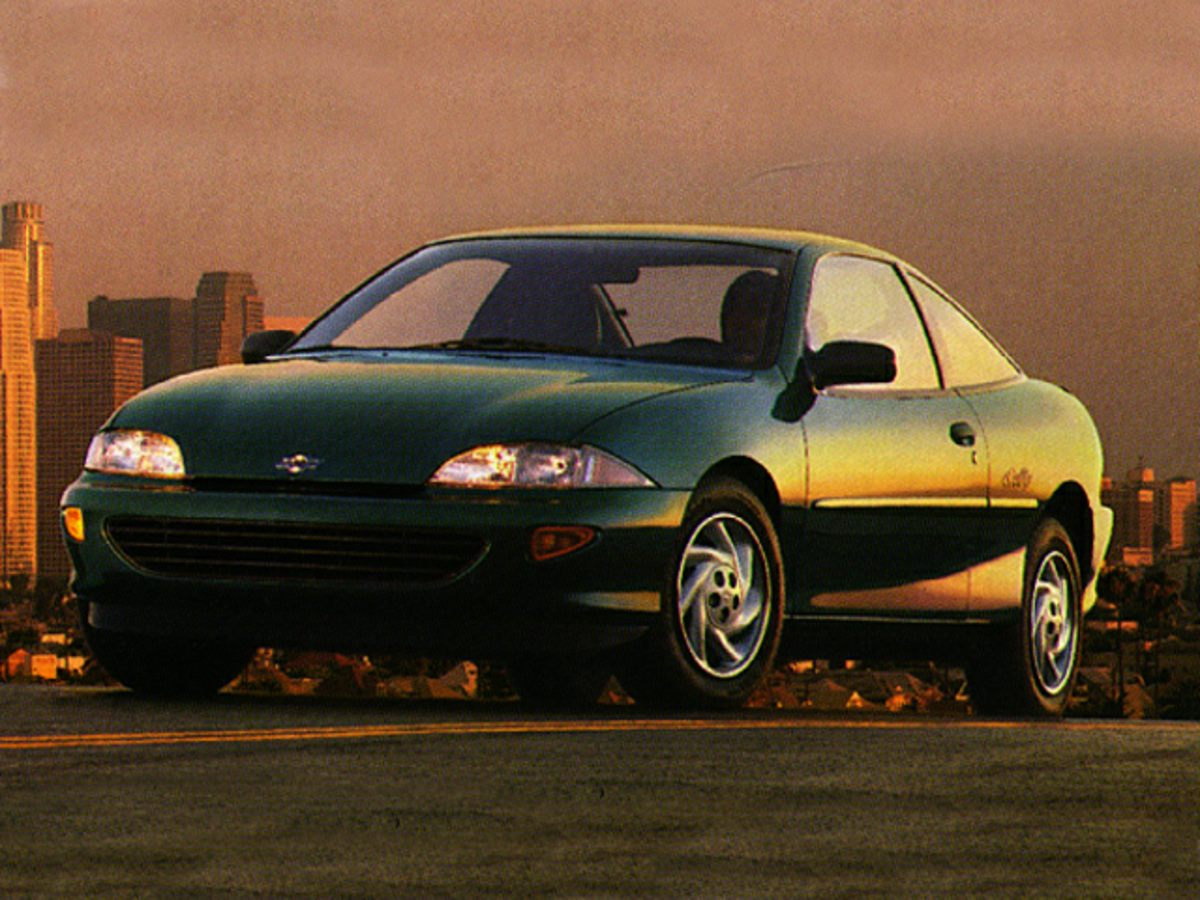 Photo PRE-OWNED 1997 CHEVROLET CAVALIER FWD 2D COUPE