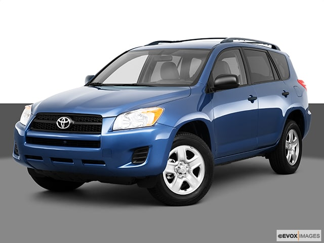 Photo Used 2010 Toyota RAV4 Limited For Sale in Wallingford CT  Get a Quote